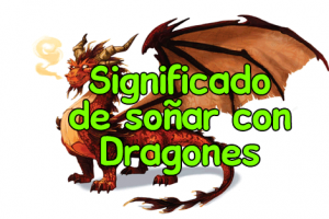 soñar con dragones