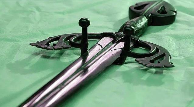 soñar con espadas