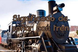 sonar con trenes